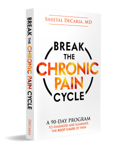 Break The Chronic Pain Cycle Book - Dr Decaria