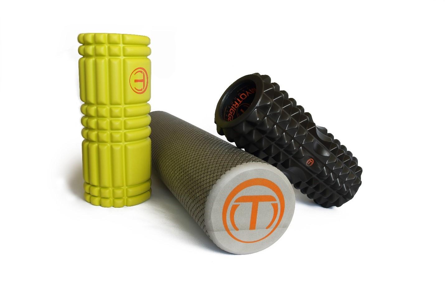 Foam Rollers for Myofascial Release